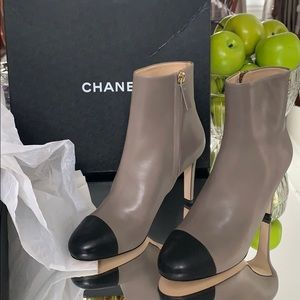 🌸 NEW CHANEL BOOTIES🌸